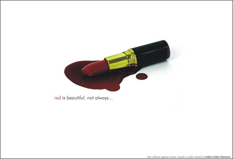 raudona yra gražu. nevisada...